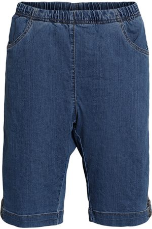 Brandtex Kvinder Shorts - Shorts - Light Denim Blue - 38