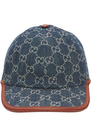 Gucci Kvinder Kasketter - Gg Vintage Effect Baseball Cap