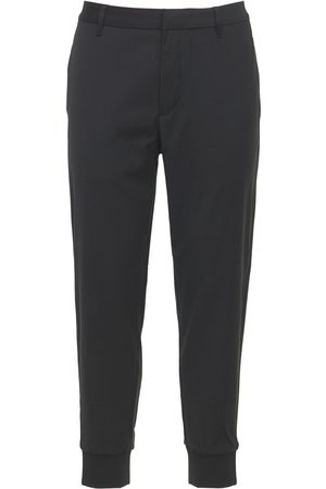 Armani Mænd Bukser - Stretch Tech Blend Pants