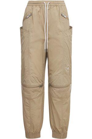 Stella McCartney Kvinder Bukser - Oversize Cotton & Tech Pants
