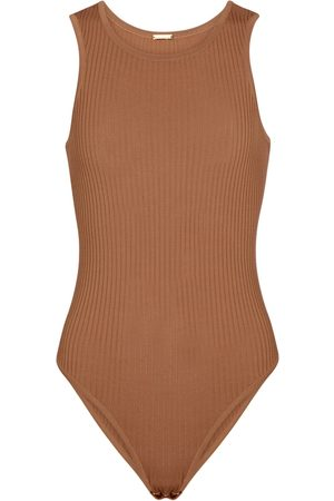 DODO BAR OR Kvinder Bodies - Ribbed-knit bodysuit