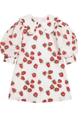 MONNALISA Kvinder Mønstrede kjoler - Printed cotton dress