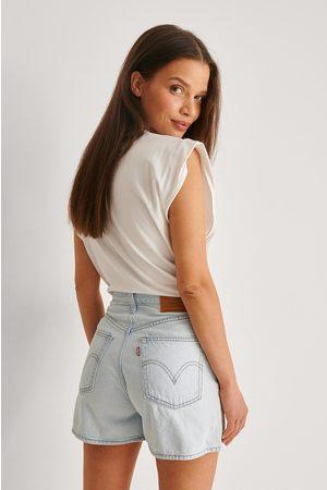 Levi's Kvinder Shorts - Højtaljede Shorts