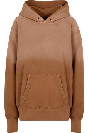 Les Tien Kvinder Sweatshirts - Cotton jersey hoodie