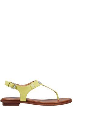 Michael Kors Kvinder Sandaler - Plate Thong sandals