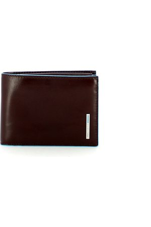 Piquadro Mænd Punge - Wallet with Square coin purse