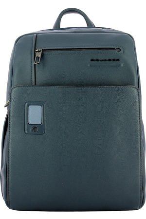 Piquadro Mænd Laptop Tasker - Akron PC Backpack 14.0