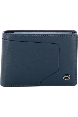 Piquadro Mænd Punge - Akron RFID wallet with document holder