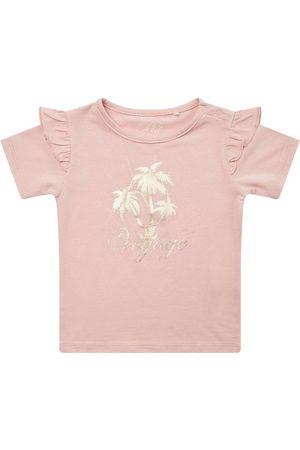 PETIT by Sofie Schnoor T-shirt - Penelope - Lys Rose m.