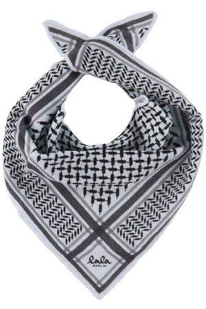 LALA BERLIN Tørklæder - Tørklæde - 70x35 - Triangle Trinity Classic XS - Yac