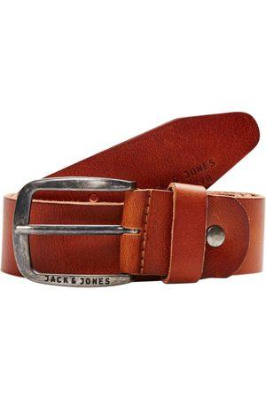 Jack & Jones Mænd Bælter - Læder Bælte Mænd