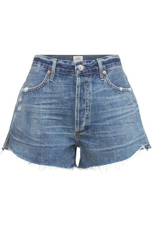 Citizens of Humanity Annabelle Cut Off Denim Shorts