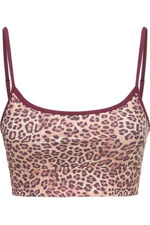The Upside Leopard Natacha Bra Top