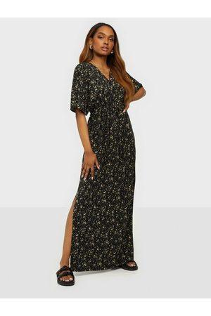 Dry Lake Kvinder Casual kjoler - Valentina Long Dress Skater kjoler