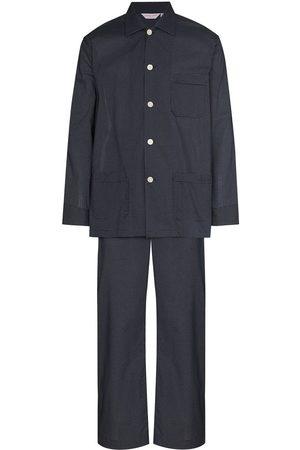 DEREK ROSE Mænd Pyjamas - Polka dot two-piece pyjamas