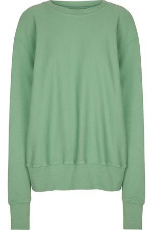 Les Tien Cotton fleece sweatshirt