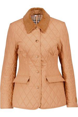 Burberry Kvinder Jakker - Quilted jacket