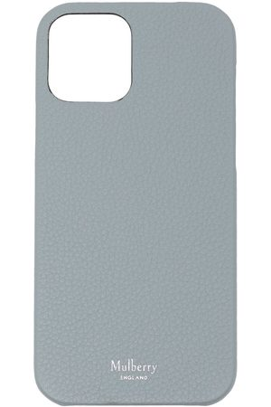 MULBERRY Klassisk-grynet iPhone 12 cover