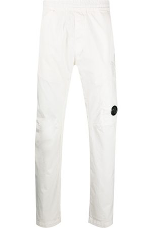C.P. Company Logo patch cargo trousers