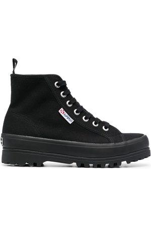 Superga X 10 Corso Como canvas sneakers