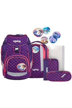 Ergobag Rygsække - Skoletaskesæt - Pack - Pearl DiveBear