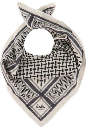 LALA BERLIN Tørklæder - Tørklæde - 70x35 - Triangle Trinity Classic XS - Ala