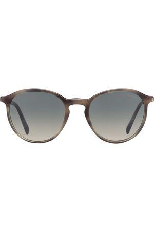Prada Mænd Solbriller - Solbriller med rundt stel