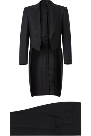 CANALI Wool and Mohair Tailcoat