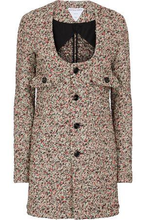 Bottega Veneta Kvinder Jakker - Cotton-blend bouclé jacket