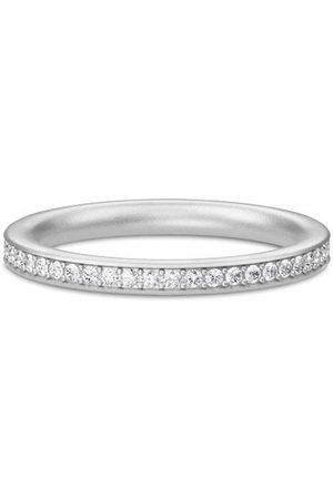 Julie Sandlau Infinity Ring - Rhodium