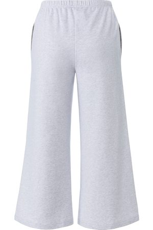 Peter Hahn Kvinder Culottes bukser - Sweat-culottes Fra PURE EDITION grå