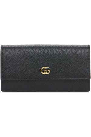 Gucci Kvinder Punge - Gg Marmont Leather Continental Wallet