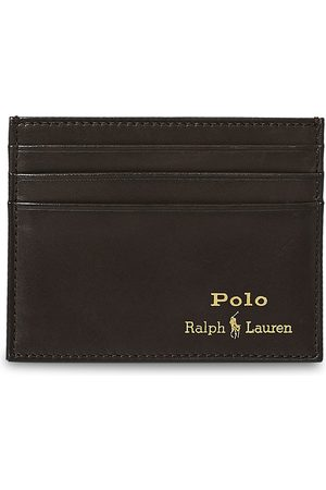 Polo Ralph Lauren Mænd Punge - Credit Card Holder Brown