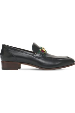 Gucci Mænd Flade sko - Horsebit Leather Loafers