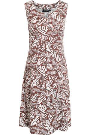 Signature Kvinder Casual kjoler - Kjole - Brown Stone - M