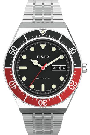 Timex Mænd Ure - M79 Automatic 40mm Black/Red