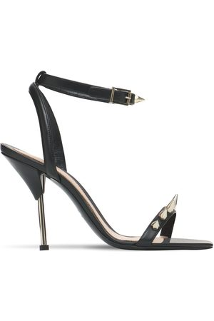 Alexander McQueen 90mm Leather Sandals