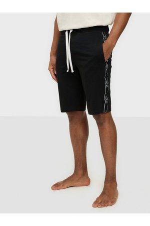 Polo Ralph Lauren Mænd Pyjamas - Polo Sleep Short Nattøj Black