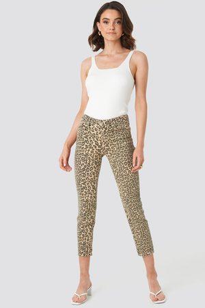 MANGO Kvinder Skinny - Animal Jeans