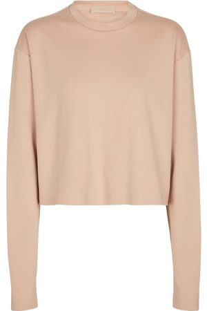 WARDROBE.NYC Kvinder Toppe - Cotton jersey top