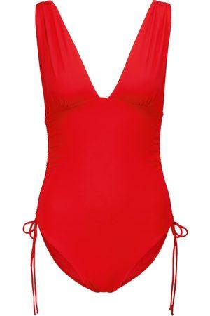 Melissa Odabash Exclusive to Mytheresa – Chile ruched swimsuit