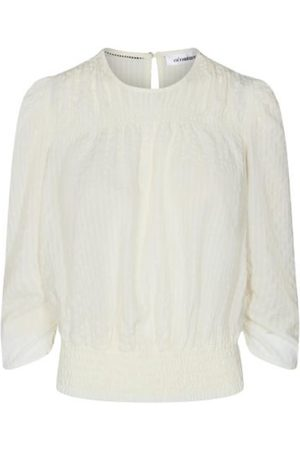 Co`Couture Ange check blouse