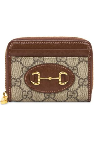 Gucci Kvinder Punge - Monogram Horsebit 1955 Card Case