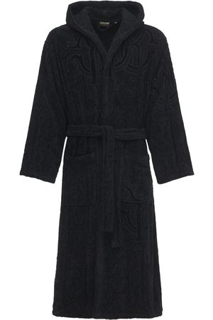 Roberto Cavalli Araldico Cotton Bathrobe