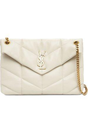 Saint Laurent Medium Loulou Puffer Shoulder Bag