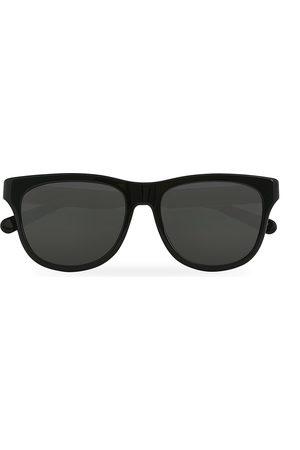 Gucci Mænd Solbriller - GG0980S Sunglasses Black/Grey