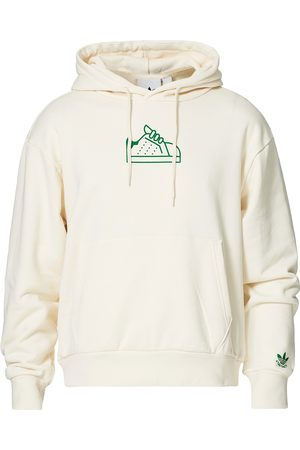 adidas Mænd Sweatshirts - Stan Smith hoodie Off White