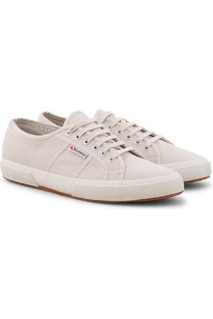 Superga Mænd Casual sko - Canvas Sneaker Grey Birch
