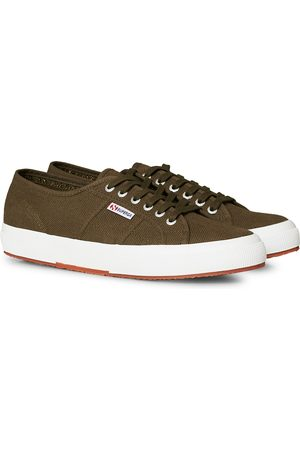 Superga Canvas Sneaker Military Brown