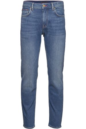 Tommy Hilfiger Mænd Slim - Core Straight Denton Boston Ind Slim Jeans